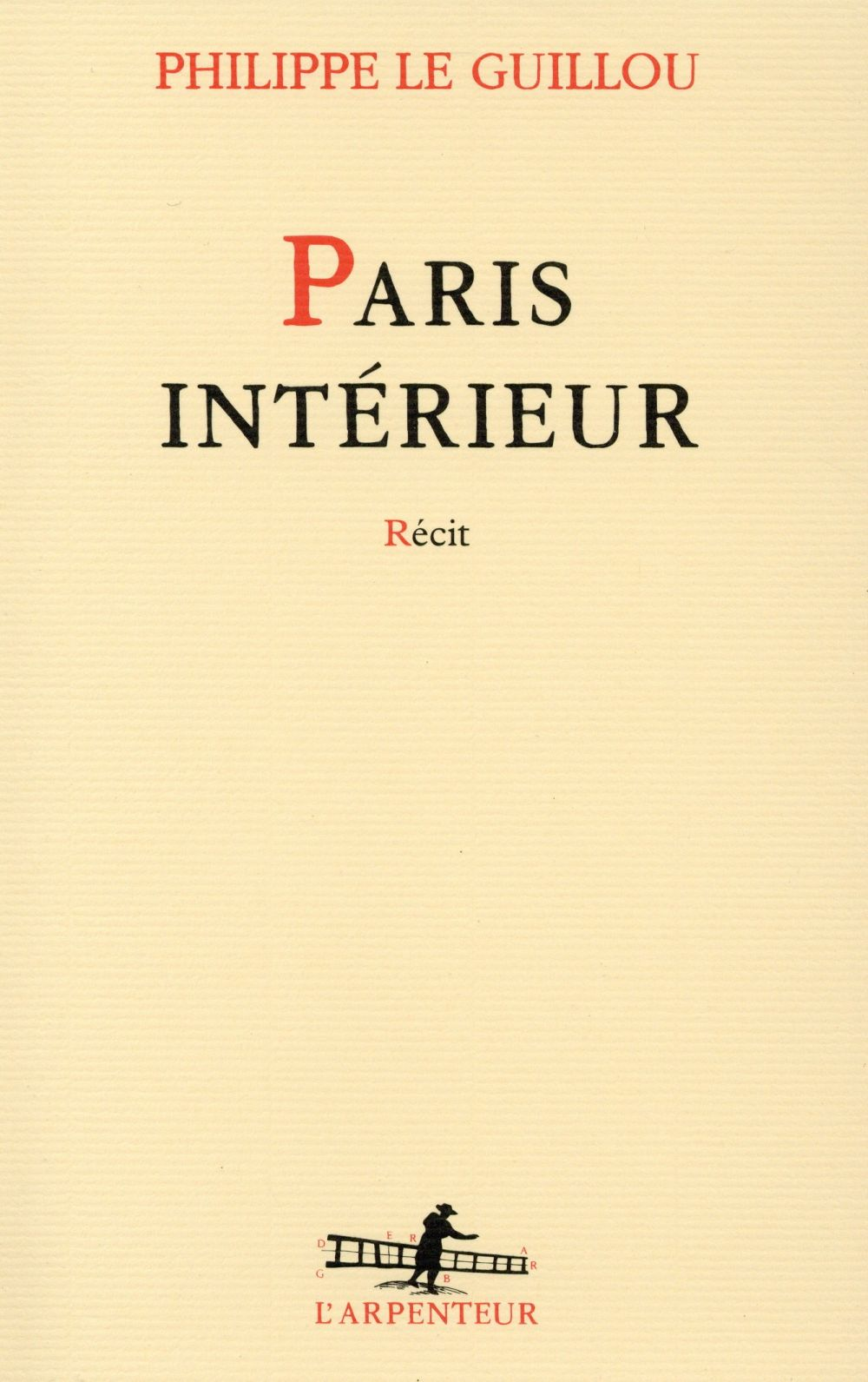 PARIS INTERIEUR
